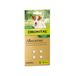 Drontal Drontal Small Dog 3kg