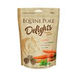 Equine Pure Equine Pure Delights Carrot Mint Turmeric And Chia