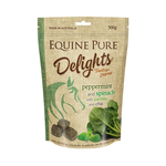 Equine Pure Equine Pure Delights Peppermint Spinach Parsley And Chia