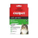 Exelpet Exelpet Vet Series Flea Treatment Cat