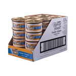 Fancy Feast Fancy Feast Cheddar Delights Grilled Tuna Gravy 24 x 85g