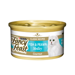 Fancy Feast Fancy Feast Gourmet Fish And Prawn Medley 24 x 85g