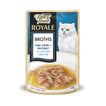 Fancy Feast Fancy Feast Royale Pouch Tuna Surimi And Whitebait Broth 16 x 40g