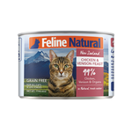 Feline Natural Feline Natural Chicken Venison Canned
