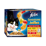 Felix Felix Wet Cat Food Sensations Meaty Selection