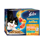 Felix Felix Wet Cat Food Sensations Mixed Menu