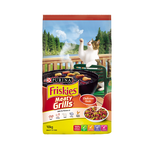 Friskies Friskies Dry Cat Food Adult Meaty Grills 10kg