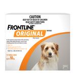 Frontline Frontline Original Small Dog Orange