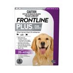 Frontline Frontline Plus Large Dog Purple