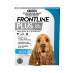 Frontline Frontline Plus Medium Dog Blue