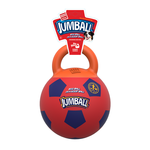 Gigwi Gigwi Jumball Soccer Ball Orange Purple