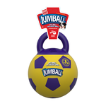 Gigwi Gigwi Jumball Soccer Ball Yellow Purple