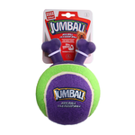Gigwi Gigwi Jumball Tennis Ball Green Purple