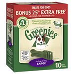 Greenies Greenies Bonus Box Large