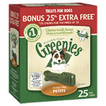 Greenies Greenies Bonus Box Petite