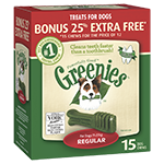 Greenies Greenies Bonus Box Regular