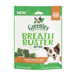 Greenies Greenies Breath Buster Bites Chicken And Parsley Dog Dental Treats