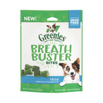 Greenies Greenies Breath Buster Bites Fresh Mint Dog Dental Treats