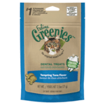 Greenies Greenies Cat Dental Treats Tempting Tuna Flavour