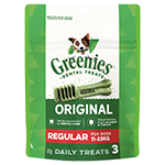 Greenies Greenies Dog Treats Trial Pack Regular