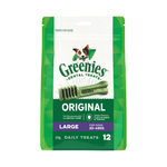 Greenies Greenies Original Large Dog Dental Treats 12 Pieces