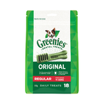 Greenies Greenies Original Regular Dog Dental Treats 18 Pieces