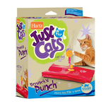 Hartz Hartz Just For Cats Scrunch N Punch