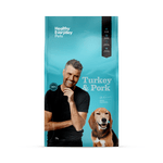 Healthy Everyday Pets Healthy Everyday Pets Turkey And Pork Dry Dog Food 12kg