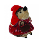 Heggie Heggie Plush Toy Little Red
