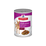 Hills Science Diet Hills Canine Adult Savoury Stew Beef Vegetable Cans
