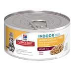 Hills Science Diet Hills Feline Indoor Cat Cans