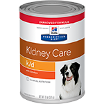 Hills Prescription Diet Hills Prescription Diet Canine Kd Kidney Care Canned 12 x 370g
