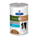 Hills Prescription Diet Hills Prescription Diet Canine Metabolic Plus Mobility Canned 12 x 354g