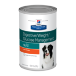 Hills Prescription Diet Hills Prescription Diet Canine Wd Digestive Weight Glucose Canned