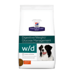 Hills Prescription Diet Hills Prescription Diet Canine Wd Digestive Weight Glucose 12.5kg