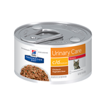Hills Prescription Diet Hills Prescription Diet Cd Multicare Urinary Stress Wet Cat Food 24 x 82g