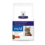 Hills Prescription Diet Hills Prescription Diet Feline Md Weight Loss Low Carbohydrate Diabetic 1.8kg