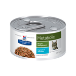 Hills Prescription Diet Hills Prescription Diet Metabolic Tuna Vegetable Stew Wet Cat Food