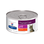 Hills Prescription Diet Hills Prescription Diet Yd Thyroid Care Wet Cat Food