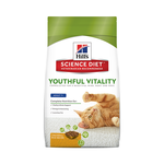 Hills Science Diet Hills Science Diet Youth Vitality Mature Cat Food