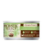 Holistic Select Holistic Cat Grain Free Chicken Liver Lamb 24 x 156g