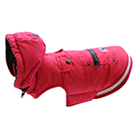 Huskimo Huskimo Dog Coat Mt Buller Red
