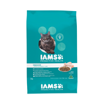 Iams Iams Dry Cat Food Adult Indoor Weight And Hairball Chicken 3kg