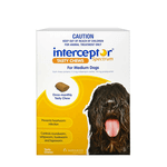 Interceptor Interceptor Spectrum Chews Medium Yellow