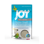 Joy Joy Bird Treat Oyster Charcoal 300g
