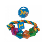 JW Pet Jw Treat Rope Ring