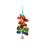Kazoo Kazoo Bird Toy With Pop Sticks And Bell