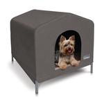 Kazoo Kazoo Cabana Dog House Cappuccino
