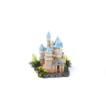 Kazoo Kazoo Castle With Plants And Blue Roof Set Pc1