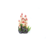 Kazoo Kazoo Castle With Plants And Red Roof Set Pc3